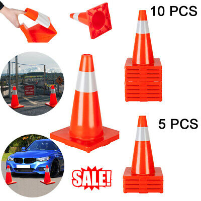 510pcs 18 Orange Safety Traffic Cones Trucks And Road Safety Parking Cone