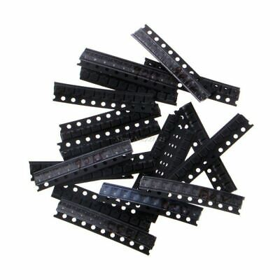 180 Pcs 18 Values Smd Transistor Assorted Kit Sot-23 2n2222 S9013 S9014 S9015