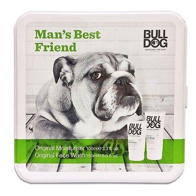 Man's Best Friend Duo by Bulldog Natural Skincare for Men Face Moisturiser