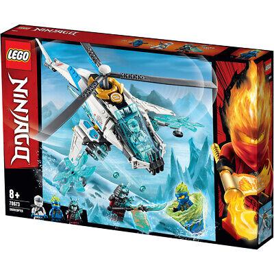 Lego Ninjago ShuriCopter Building Set - 70673