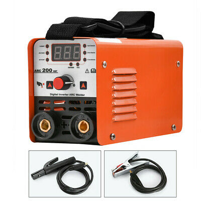 Hitbox Welder 220v Mini Arc Welder Mma Stick Inverter Welding Machine Portable
