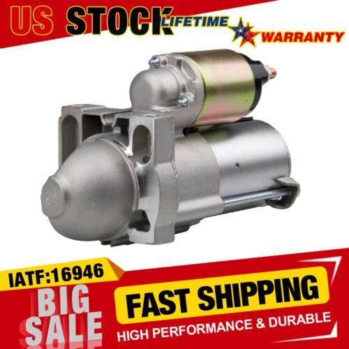 TYC Starter Motor for 2001-2002 Chevrolet Tahoe 4.8L V8 5.3L V8 kf