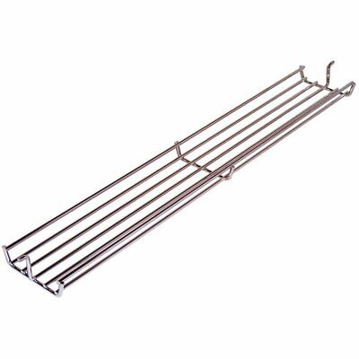 Music City Nickel Plated Warm-Up Basket for Weber, 02347 ()