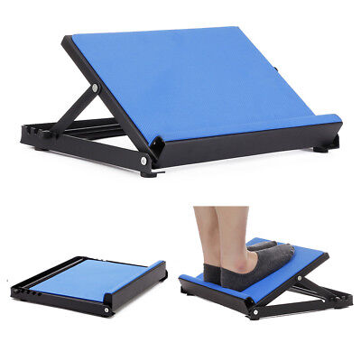 Slant Board Calf Stretcher Leg Achilles Exercise Arch Stretcher Ankle Adjustable