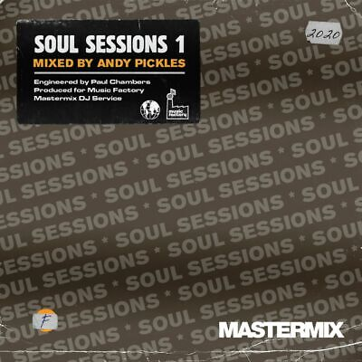 MASTERMIX, L@@K What's New; PRE-ORDER SOUL SESSIONS VOL 1, 23 TRACKS ONE MIX.