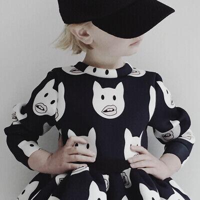 CAROLINE BOSMANS Cat Emoji Sweatshirt NWT $112.00 Size 8