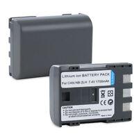 Batterie pour  Canon NB-2L NB-2LH 400D Rebel XT Xti (neuve)