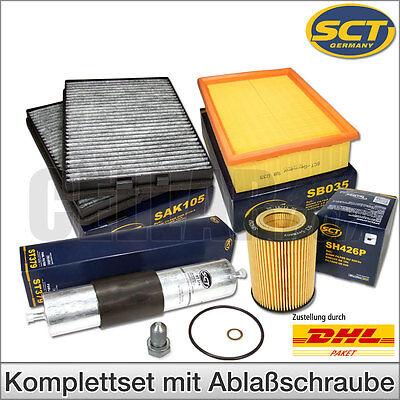 Luftfilter BMW 5er E39 523i Innenraumfilter Pollenfilter Aktivkohle