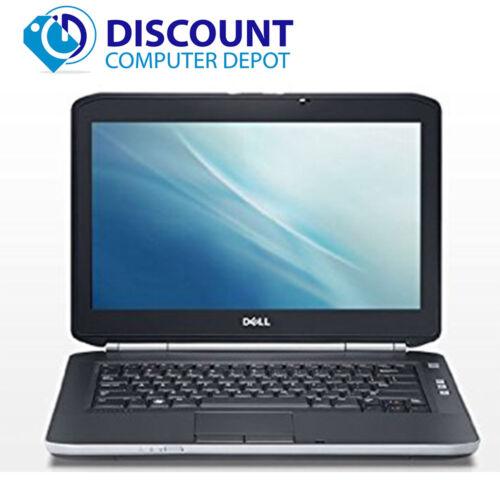 Dell Laptop i5 Latitude Windows 10 Win HD PC Intel CPU 2.5GHz 8GB 320GB HDMI DVD