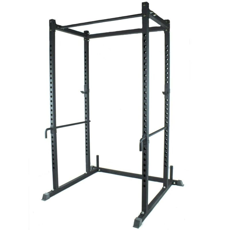Titan Fitness T-2 Series Tall Power Rack, 700 LB Capacity Cage for Weightlifting