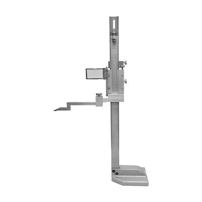 12 Stainless Steel Vernier Height Gage Gauge Inchmm .001 0.02mm Grad