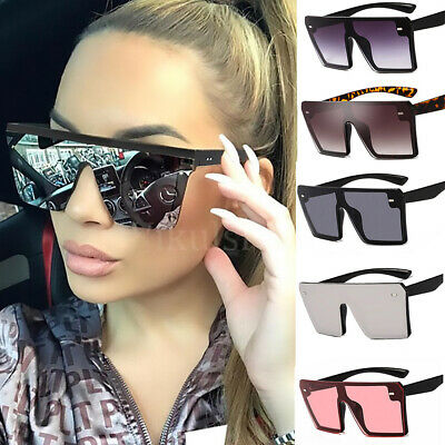 Unisex 2020 Oversized Square Sunglasses Women Driving Outdoor Glasses Eyewear (Sunglasses 2020 ??????)