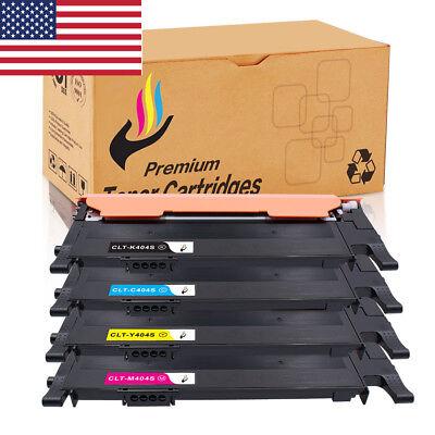Us 4P 404S Clt 404S B C Compatible Toner For Samsung Xpress Printers C430w C480w