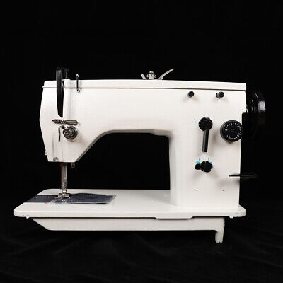 Industrial Heavy Duty Curvedstraight Seam Embroidered 2000rpm Sewing Machine Us