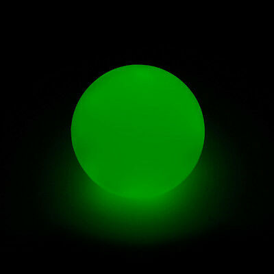 Play MMX Stage Ball, 70 mm Juggling Ball - (1) Glow Juggling Stage Balls