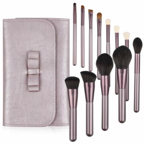7pcs Makeup Brushes Sets Cosmetic Foundation Eye Face Powder Concealer Brushes