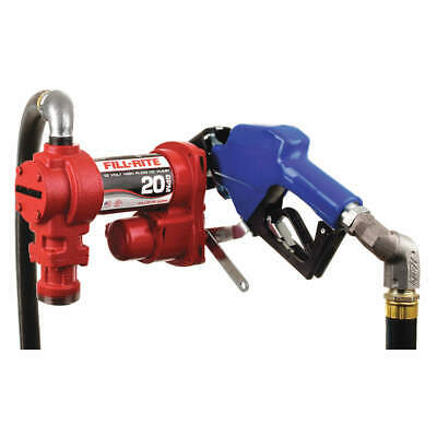 Fill-rite Fr4210harc Fuel Transfer Pump20 Gpmautomatic