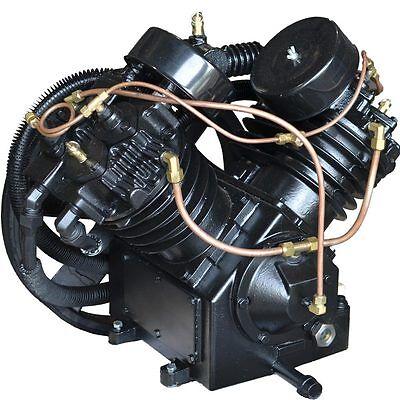 10 Hp Kellogg American Cast Iron Air Compressor Pump K-452 - Genuine Kellogg