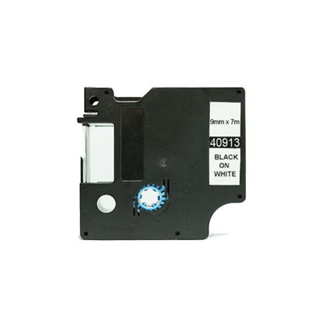 Label Cassette For Dymo 40913 450D RHINO 4200 5200 6000