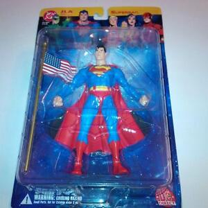 SUPERMAN DC DIRECT JLA  SERIES 1 RARE