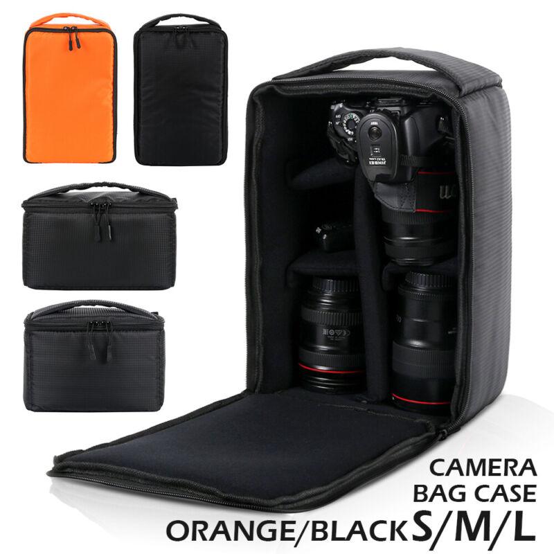 Camera DSLR Bag Backpack SLR Shoulder Soft Case Waterproof f