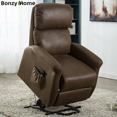 power lift recliner chair armrest chair padded
