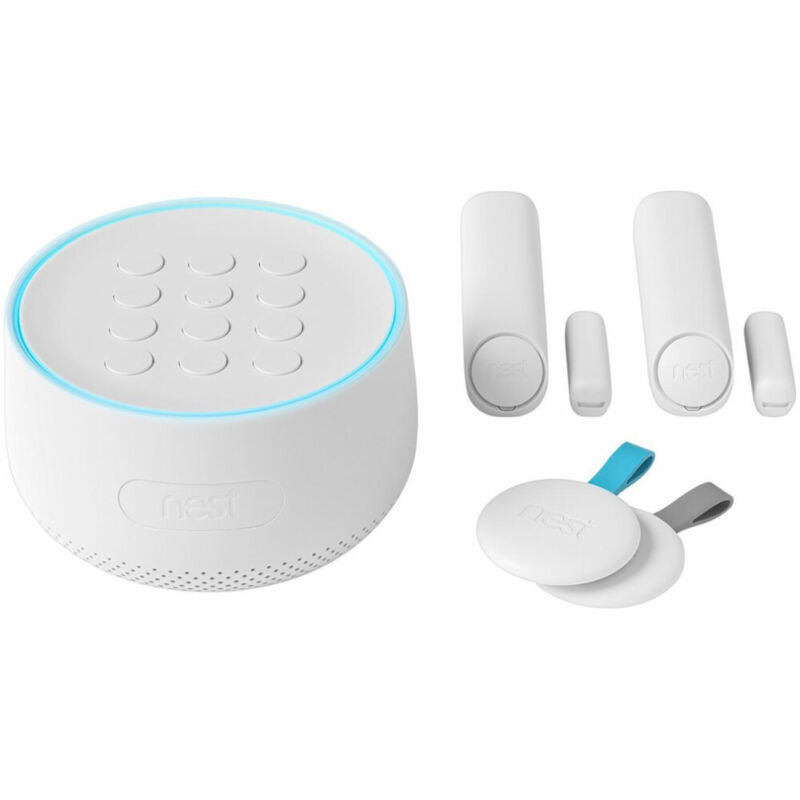 Nest H1500ES Secure Alarm System - White