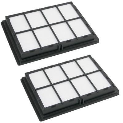 2x Ersatz HEPA Luftfilter für Kärcher VC 5200 VC 5300 VS5KC02/06 VS5KC02AU/06 - Ersatz-hepa-luft-filter