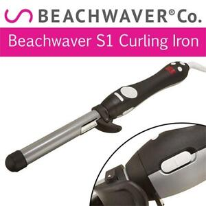 NEW The Beachwaver Co. Beachwaver S1 Curling Iron Condtion: New