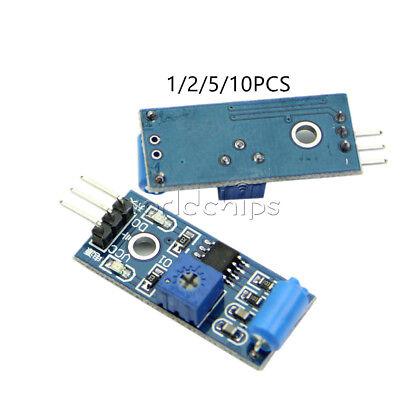 12510pcs Sw-420 Vibration Motion Tilt Sensor Switch Alarm Module For Arduino