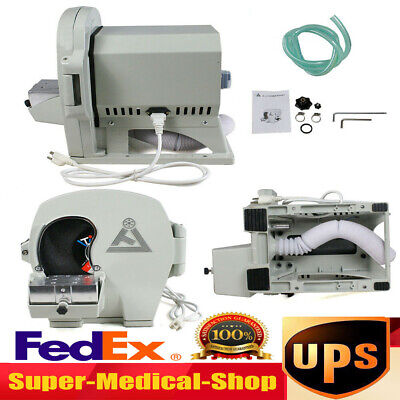 Pro Wet Dental Model Trimmer Abrasive Disc Wheel Gypsum Arch Jt-19 Lab Device Us
