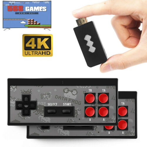 retro mini hdmi tv game stick console