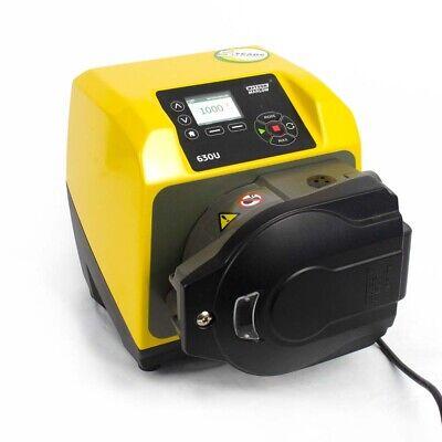 Watson Marlow 630u Peristaltic Pump With 620r Pump Head