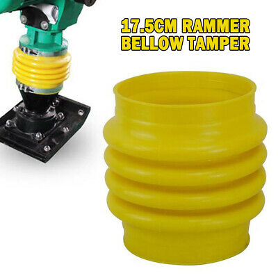 17.5cm Jumping Jack Bellows Boot Silicone Tube For Rammer Compactor Tamper Dust