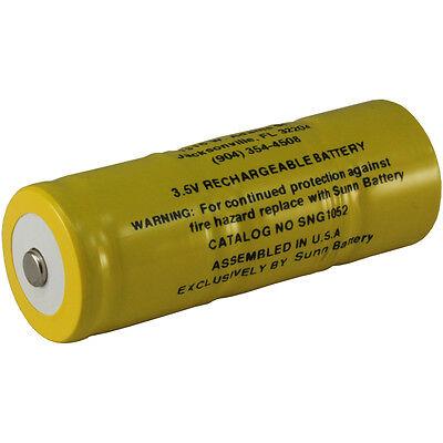 Upgraded 72300 3.5v Battery For Welch Allyn 2 Yr Warranty 1680mah