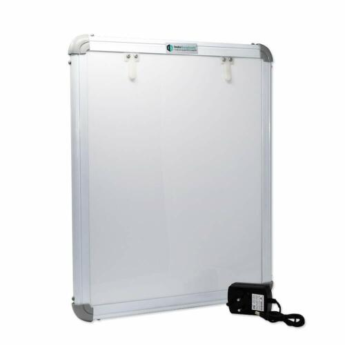 LED X Ray Illuminator View Box with Automatic Film Activation and Variable Brigh