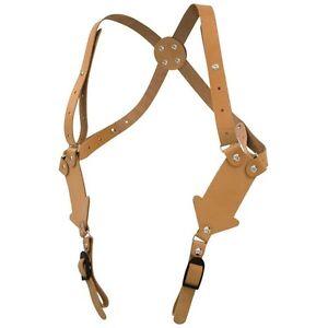 Leather Bullseye Shoulder Holster Design Kit - Attachment Diy Gun Holder