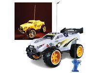 Maisto Light Runners Dune Blaster Radio Control Car
