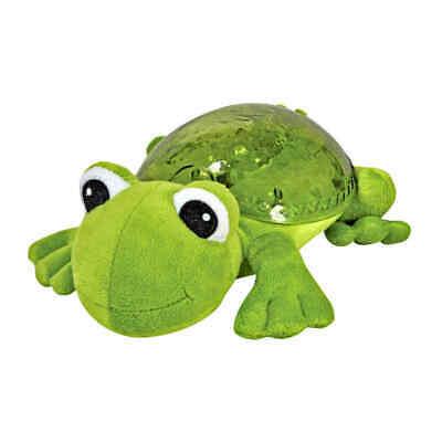 Cloud b Tranquil Frog Nuevo / Emb.orig Rana Lamparilla Con Sonido Bebé...