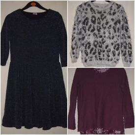 Bundle of 3 items of Girls 12 - 13 Year Old Clothes