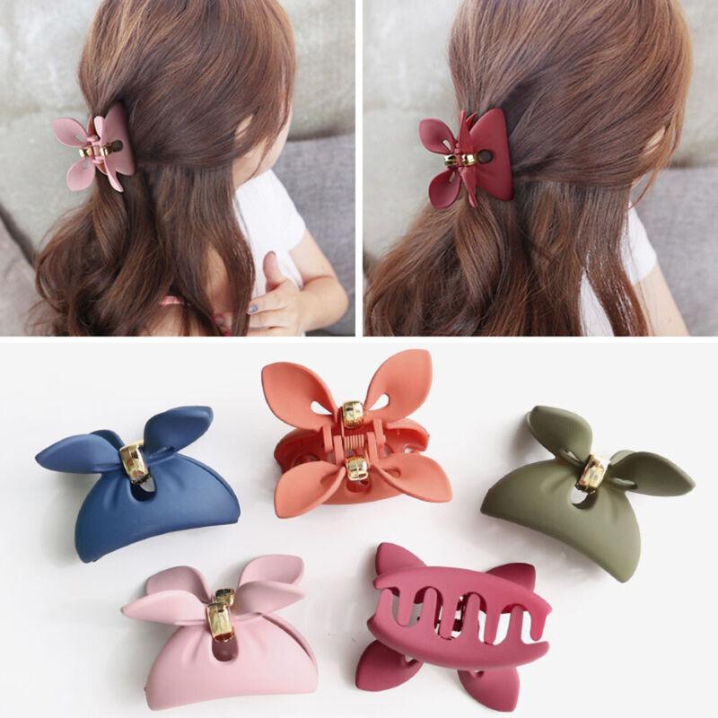 Women Girls Bow Tie Hairpin Knot Hair Clips Pins Barrette Hair Claws Accessories