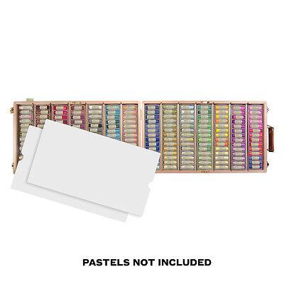 Jackson's : Empty Wooden Pastel Case : Holds 196 Jacksons or Unison Handmade Sof