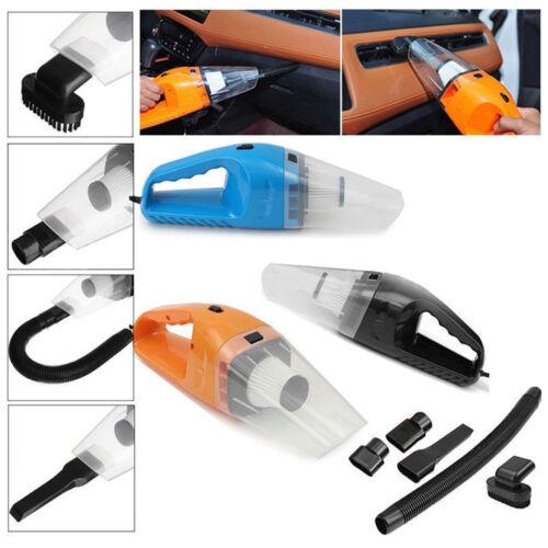 12V Mini Handheld Portable Car Vacuum Cleaner Wet Dry Dirt D