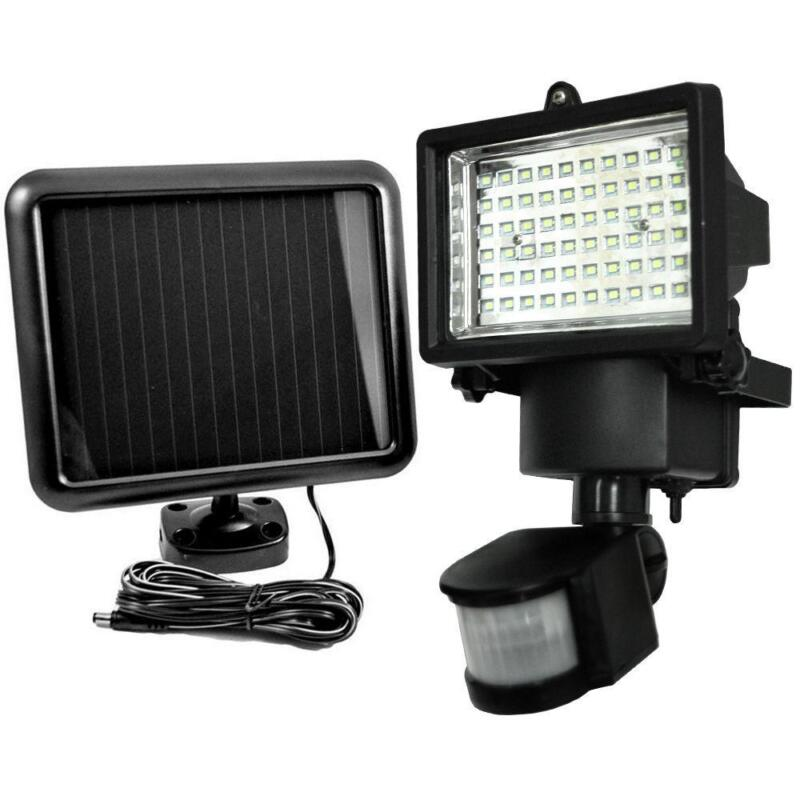 Outdoor Solar Motion Light Ebay