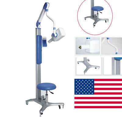 Fda Mobile Dental X-ray Machine Equipment Unit W Remote Controller Ce Easy Move