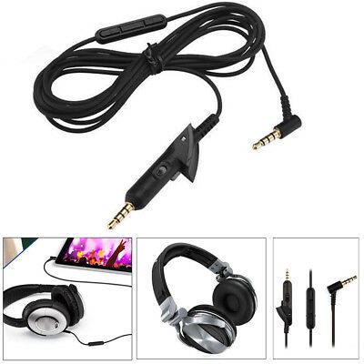 (BEST Audio Cable For Bos Quiet Comfort Qc15 Headphones quality item WIS)