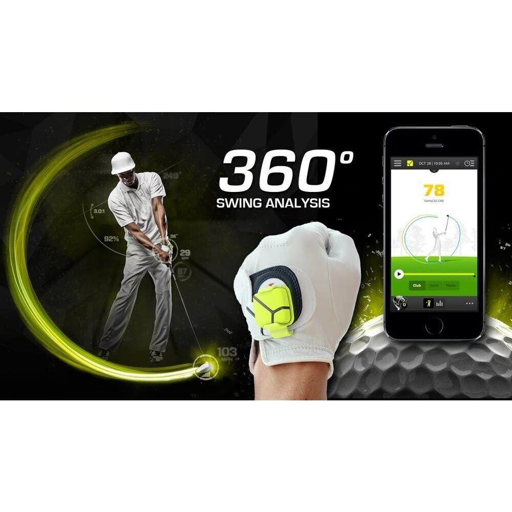 Brand new Zepp 2 golf swing sensor analyser (with free medium left hand  golf glove) | in Penicuik, Midlothian | Gumtree