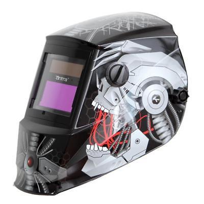 Antra Ah6-260-6320 Solar Power Auto Darkening Welding Helmet Shade 45-99-13