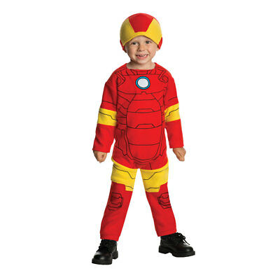 loween Costume Size 2T-4T (Iron Man 2 Halloween Kostüme)