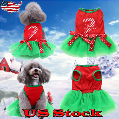 Pet Dog Clothes Halloween Costume For Small Dogs Dress Christmas  Party Costumes](Pet Costumes For Small Dogs)